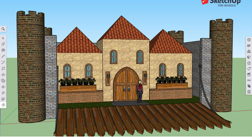 Learning SketchUp at Home for Students & Educators