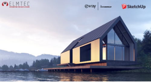 V-Ray Next for SketchUp Master Class Part 1: Exteriors