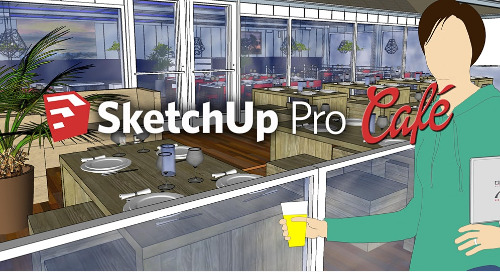 SketchUp Pro Café | Zwolle