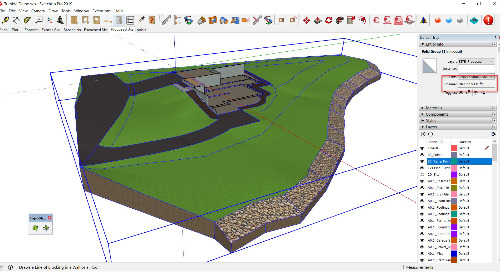 Combining Trimble layout technology with SketchUp for residential builds