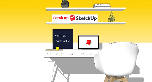 Catch-up SketchUp 2020