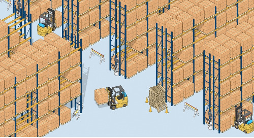 SketchUp for Logistics