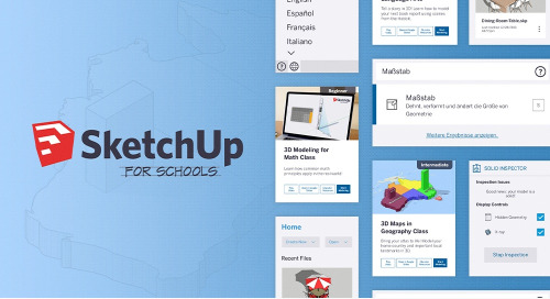 SketchUp for Schools 2020: Make it work for your classroom