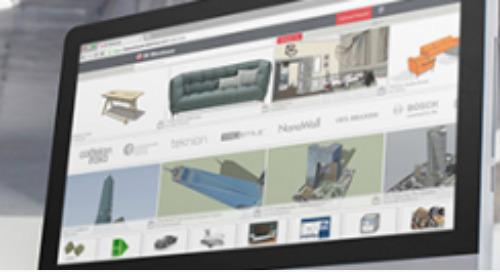 SketchUp Pro – Gruppen, Komponenten und das 3D-Warehouse