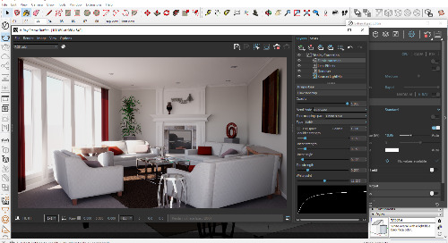 V-Ray 5 For SketchUp BETA   What to Expect
