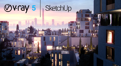 V-Ray 5 for SketchUp: Exteriors Masterclass