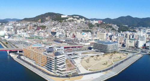 Creative Practices to Develop Infrastructure and Abundant Social Life in Nagasaki