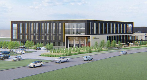 See How SketchUp Facilitates the Build-Out of a 14-Acre Campus for Biological Science