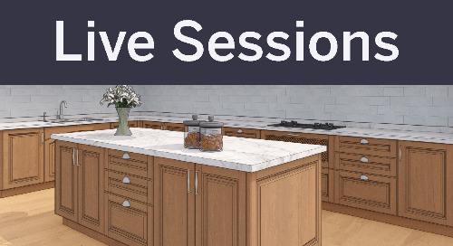 SketchUp KBIS Live Session: Documenting Your Design