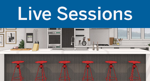 SketchUp KBIS Live Session: Importing Your Plans into SketchUp
