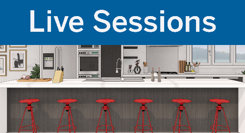 SketchUp KBIS Live Session: Creating a Quote in LayOut