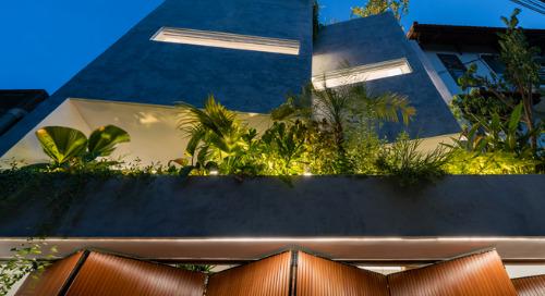 Innovative, Modern Homes in Vietnam with LimDimHouse Studio