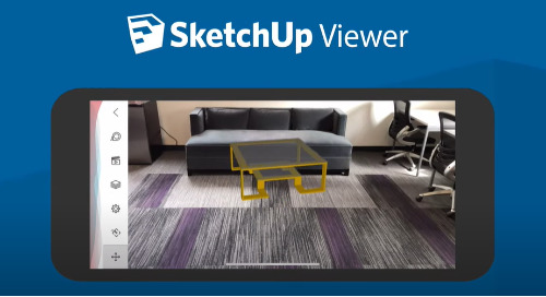 Getting Started with SketchUp Mobile Viewer for AR