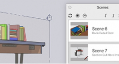 Partner Webinar: SketchUp Pro - Working with Scenes *Hosted in German*