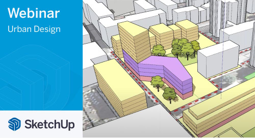[Webinar] Early-stage and urban design
