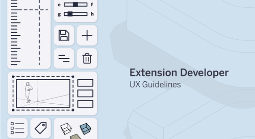 Best practices for developing a SketchUp extension