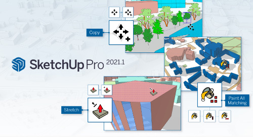 Standardizing SketchUp tools in the latest release