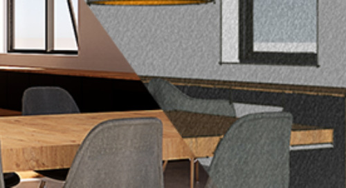 SketchUp Pro and Enscape: Photorealistic Renderings