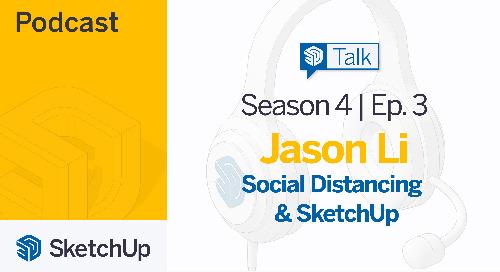 [Season 4, Episode 3] SketchUp Talk: Social Distancing and SketchUp