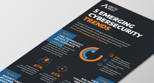 5 Emerging Cybersecurity Trends