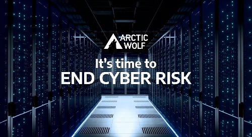 Arctic Wolf | End Cyber Risk