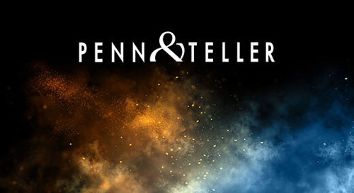 Security Operations Meets Magic: Penn & Teller Perfect the Art of Illusion at Arctic Wolf Event