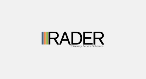 RADER Solutions, a Leading MSP, Closes the Door to Social Engineering Threats with Arctic Wolf Managed Security Awareness®