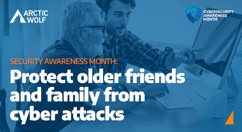 Help Protect Seniors from Cyber Crime