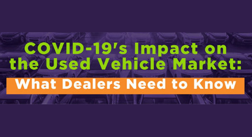 COVID-19's Impact on the Pre-Owned Vehicle Market: What Dealers Need to Know