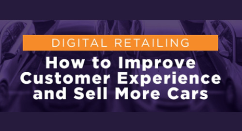 Digital Retailing: How to Improve Customer Experience and Sell More Cars