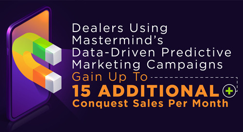 3 Ways Predictive Analytics Enables Effective Dealership Conquest Sales