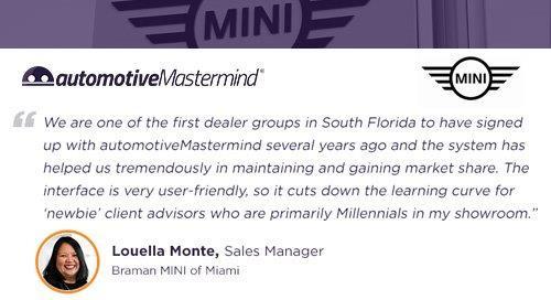 Braman MINI of Miami Testimonial