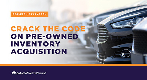 Crack the Code on Pre-Owned Inventory Acquisition: Dealership Playbook
