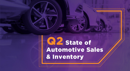 Q2 2021 State of Automotive Sales & Inventory