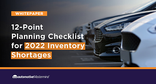 12-Point Planning Checklist for 2022 Inventory Shortages