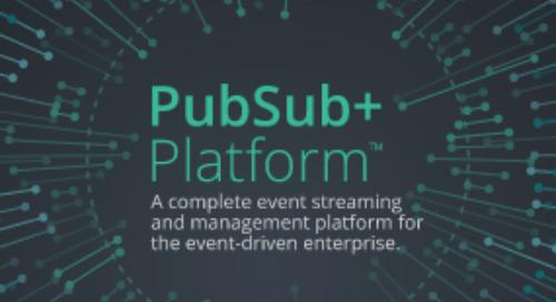 Solace PubSub+ Platform Datasheet