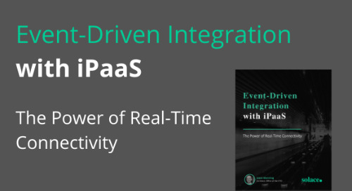 White Paper: Event Driven Integration with iPaaS - The Power of Real-time Connectivity
