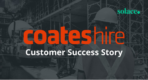 Coates Hire Customer Success Story