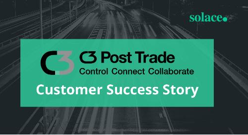 Customer Success Story: C3 Post Trade