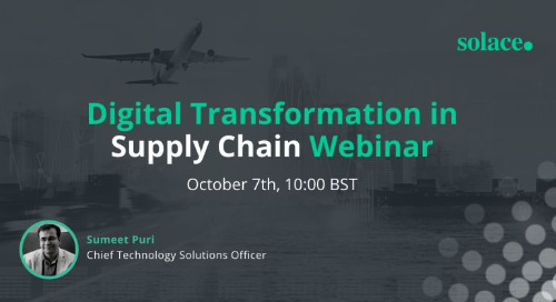 How to Enable a Real-Time and Event-Driven Supply Chain