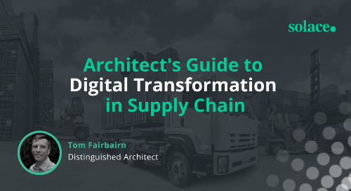 Architect's Guide to Digital Transformation in Supply Chain