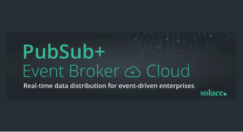PubSub+ Event Broker Cloud Datasheet