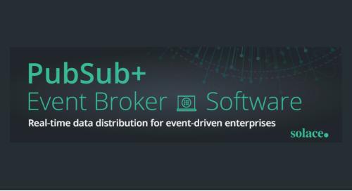 PubSub+ Event Broker Software Datasheet