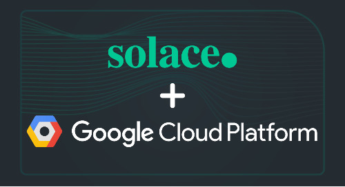 Solace PubSub+ with GCP