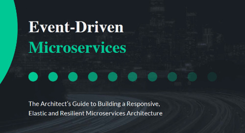 WHITE PAPER: The Architect's Guide to Building a Responsive, Elastic and Resilient Environment