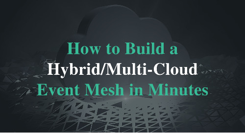 How to Build a Hybrid/Multi-Cloud Event Mesh in Minutes