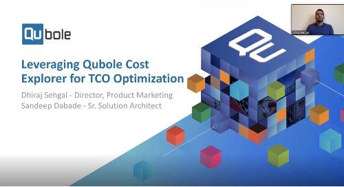 Leveraging Qubole Cost Explorer for TCO Optimization