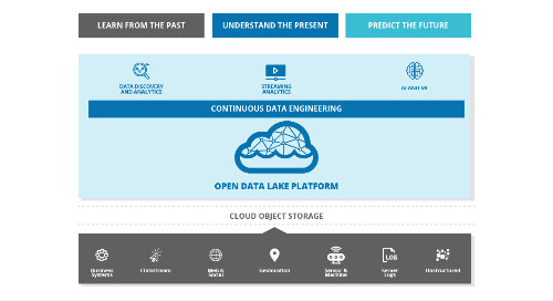 The Open Data Lake Platform Brief