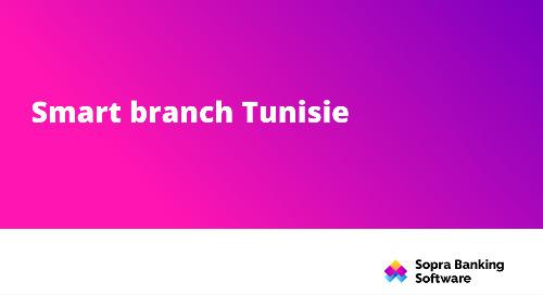 Dans ce webinar nous abordons le modèle de la smart branch qui révolutionne les agences bancaires en Tunisie.