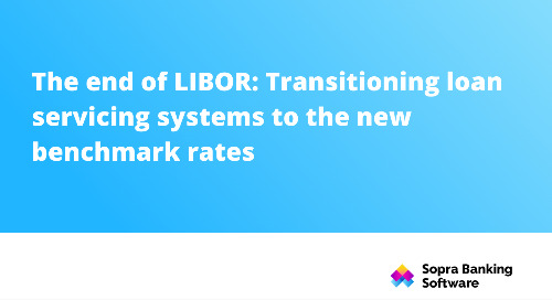 After over 30 years as the benchmark interest rate, LIBOR is coming to an end, being replaced by new benchmark rates in different locations.